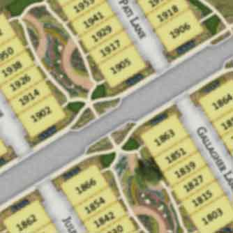 Denio West Lot Map